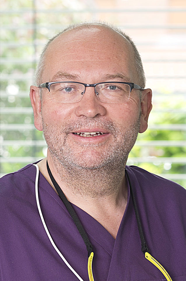 ZA Dr. Friedrich Voß-Norden